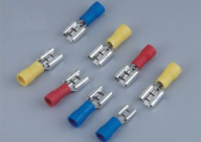 Nylon Fully Insulated Female/Male Connector