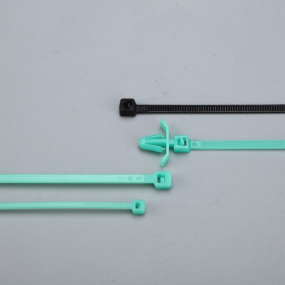 Outside Serrated Cable Ties
